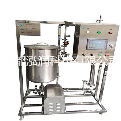 PLC控制型膜分离中试实验设备