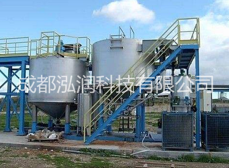 在化工厂应用的工业污水处理设备的作用