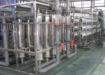 焦化废水处理设备的应用难点