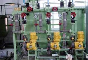 工业污水处理设在氯碱行业中的应用