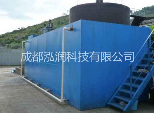 在学校工业污水护理设备的应用