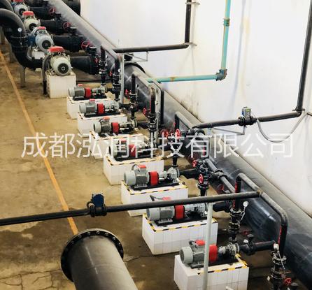 生活污水处理设备在逐年增加