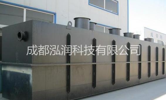 工业污水处理设备与膜生物器的组合