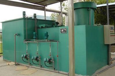 小型食品工业污水处理设备的特点