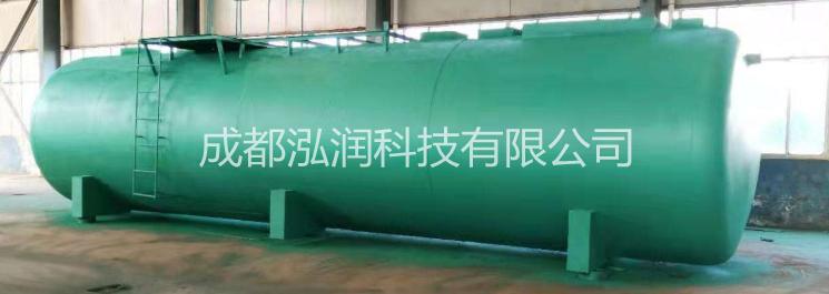 生活污水处理设备的种类