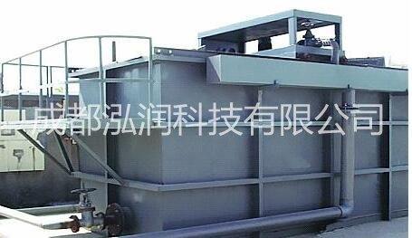 工业污水处理设备处理的特点和原理分析