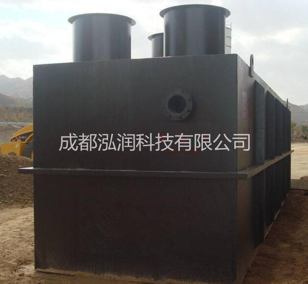 矿井工业污水处理设备故障排查
