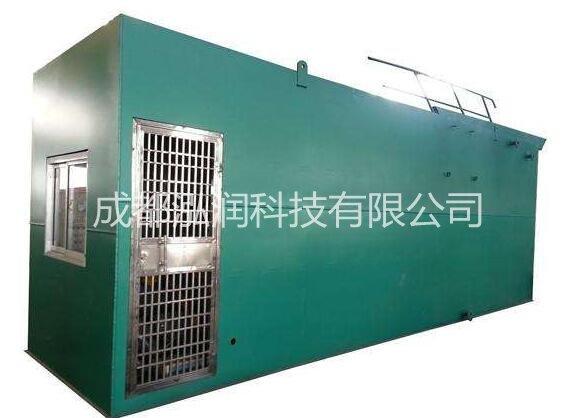工业污水处理设备中的厌氧系统
