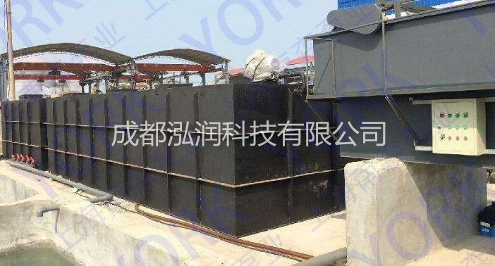 工业污水处理净化设备的三种类型