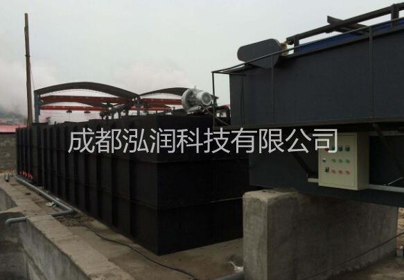 综合医疗污水处理系统的原理及应用