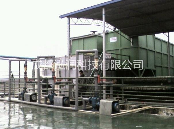 地埋综合工业污水处理设备的基本安装方法