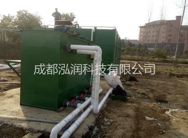 工业污水处理设备运行所需的条件