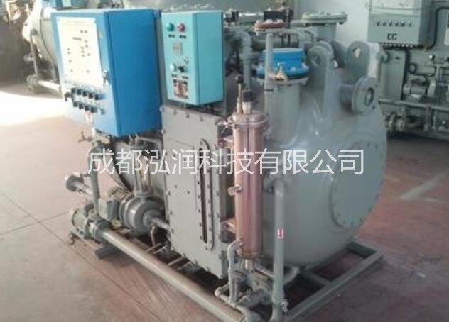 利用污水处理技术处理可排放污水