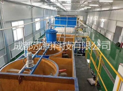 污水处理设备倾斜板的三种类型