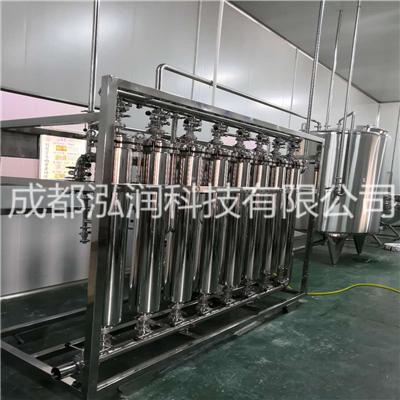 工业污水处理设备的安装调试方法