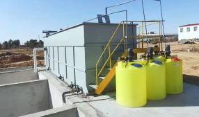 成都工业污水处理系统详细流程