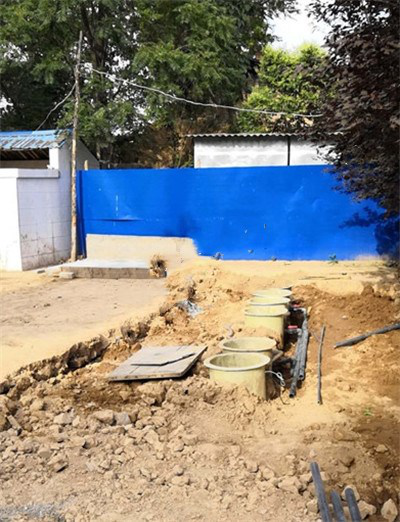 大型污水处理设备施工时有哪些注意的问题