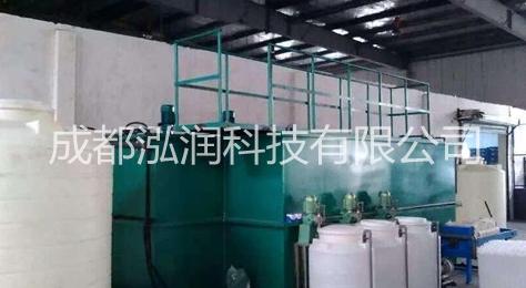 工业领域中废水处理设备的检修和维护
