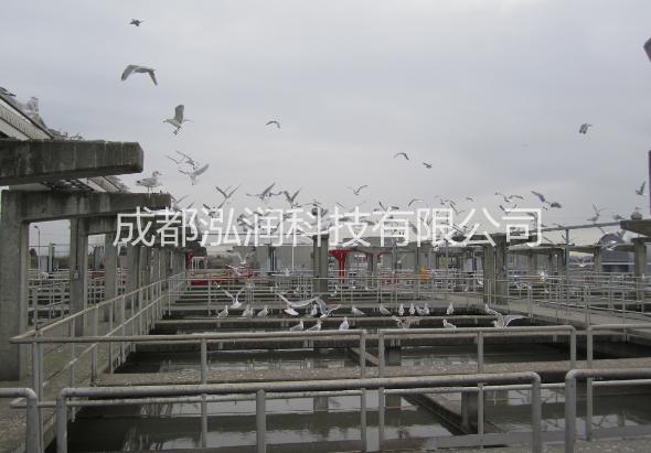 工业污水的处理设备处理等级分类