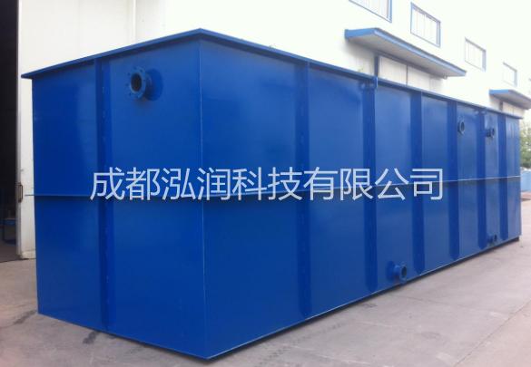 工业污水处理设备采用不同材质之间的区别