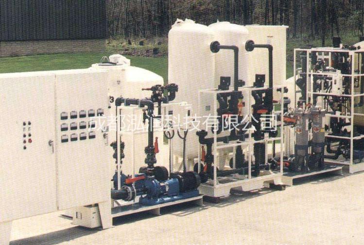 在工业污水处理设备中对鼓风机性能要求