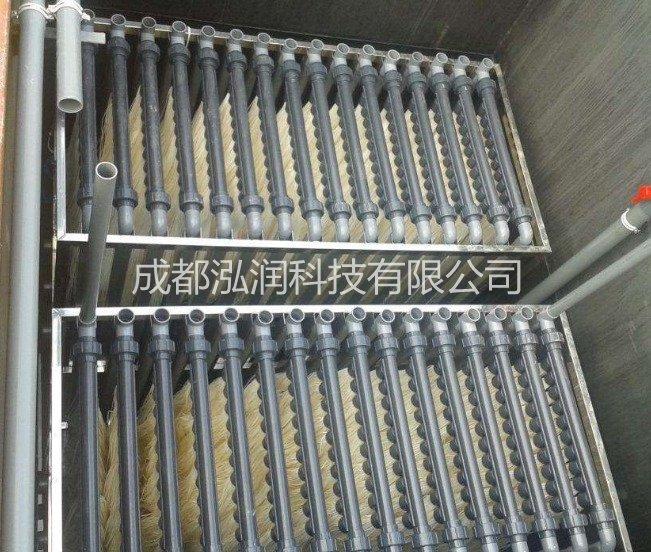 平板MBR膜在市政污水处理设备中的效果