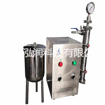 专业型小型膜分离实验设备(处理量: