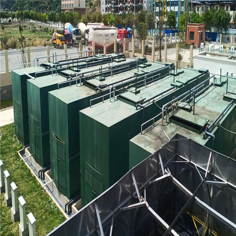 工业废水排水系统的组成
